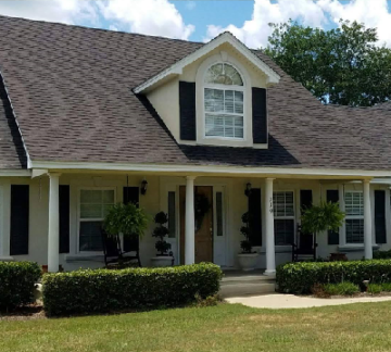 Professional roof cleaning for black streaks and black roof stain removal. Roof cleaning for Atlanta, Fayetteville, Peachtree City, Newnan, Columbus, Alpharetta, and more...