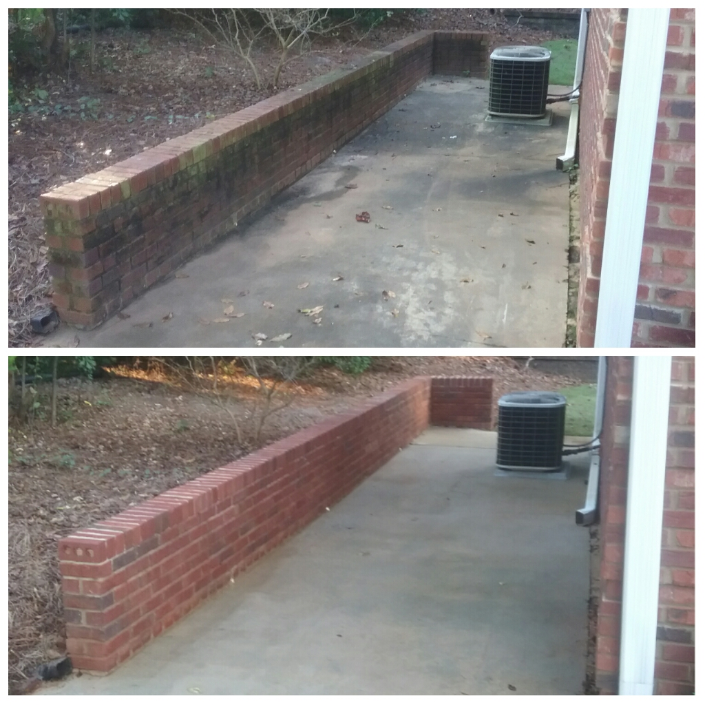 Pressure Washing Driveway Cleaning Remove Roof Stain
